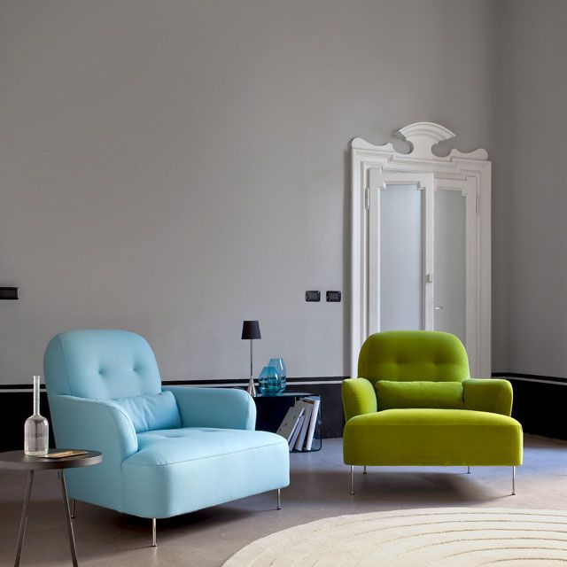 17 best images about ambiance cinna by espace contemporain on pinterest arm - Fauteuil ottoman cinna ...