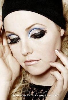 60s eye makeup -
