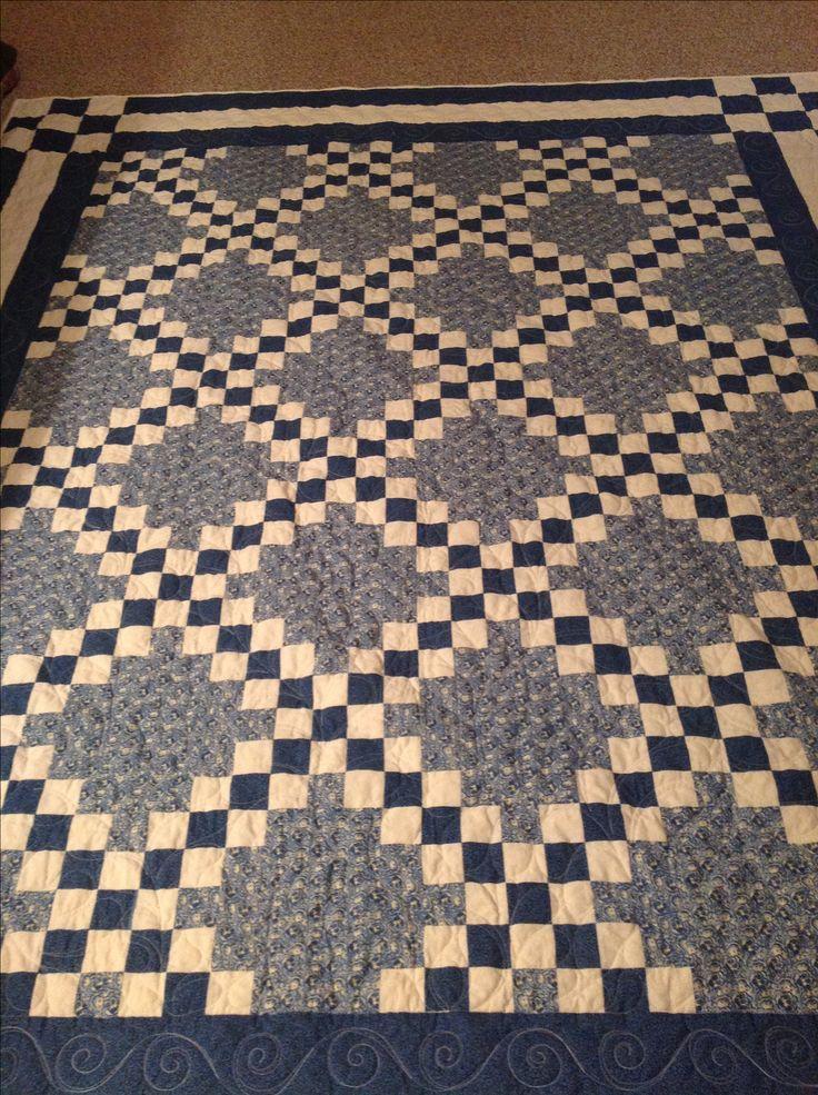 Best 25+ Irish chain quilt ideas on Pinterest | Quilt patterns ... : irish quilt pattern - Adamdwight.com