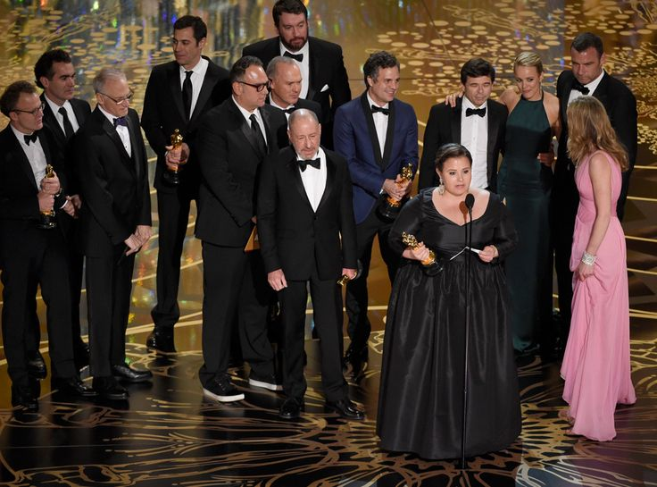 Spotlight from Oscars 2016: Winners | E! Online