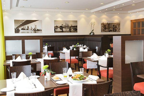 Restaurant | H4 Hotel Frankfurt Messe
