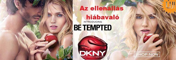 Donna Karan Be Delicious Be Tempted női parfüm   Be Tempted - Az ellenállás hiábavaló A DKNY bemutatja új, őszi illatát: Be Tempted - Az ellenállás hiábavaló. Engedjen a csábításnak, melyet a sötétben belülről izzó város, az éjszakai fényben pompázó New York látványa jelent!  A bűnbe esés történetét egy új és minden eddiginél szexibb, fényesebb, és élénkebb vörös színű alma testesíti meg. A DKNY Be Tempted egy orientális gurmand illat, mely zamatos gyümölcsök függőséget okozó illatával ejti…