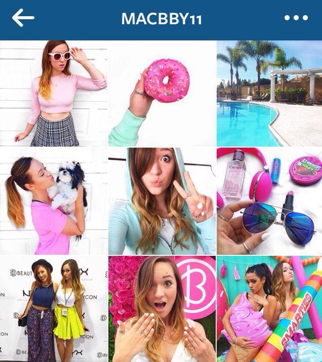 Alisha Marie Instagram... @macbby11