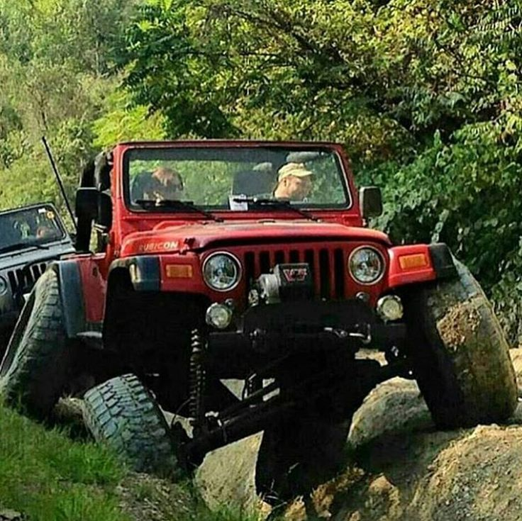17 Best Ideas About Off Road Jeep On Pinterest
