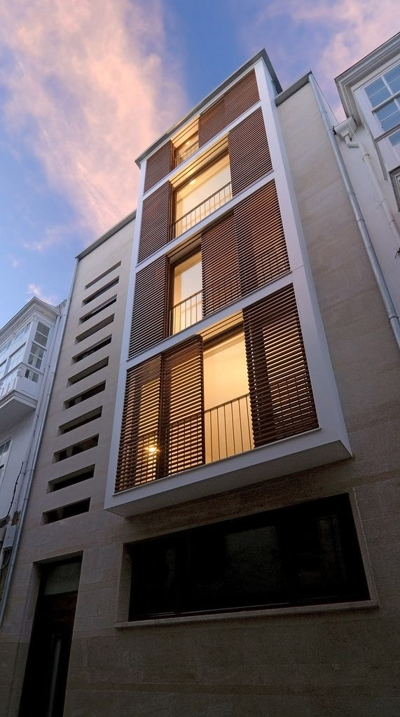 best vivienda colectiva images on pinterest apartments residential and