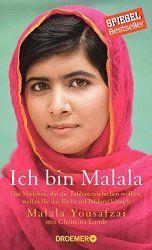 Lesen mit Anne und Mira LITERATUR: Malala Yousafzai / Ich bin Malala