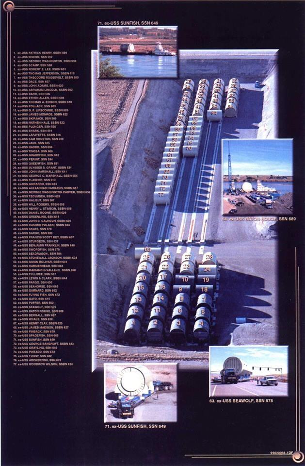 Reactor core graveyard | Submariners | Pinterest