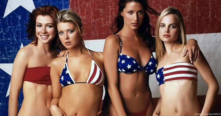 The Cast of American Pie Then and Now