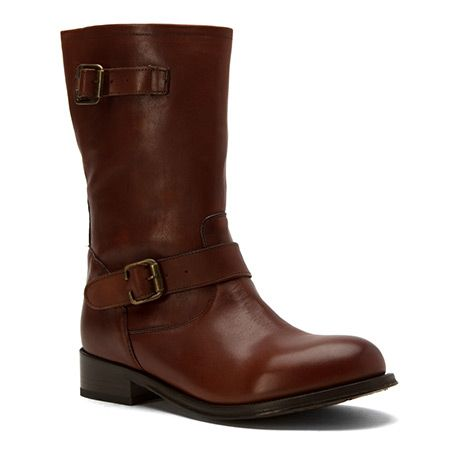 Hardy Blackburn2 Mid-Calf Boots in Vintage Cognac | Women's Boots