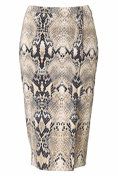 Women's New In | Clothing | Witchery Online - Snake Skin Tube Skirt #WITCHERYSTYLE