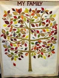 family tree quilt - Google Search