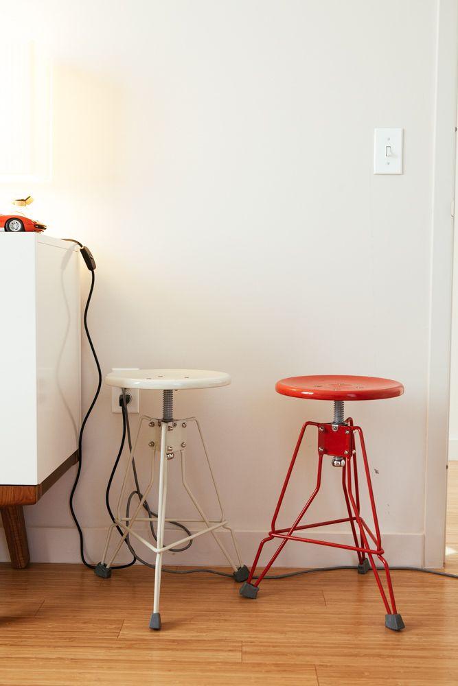 Clipper II stools