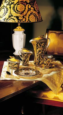 40 Best Images About Versace Furniture On Pinterest