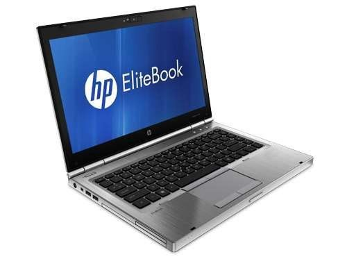 "HP Elitebook 8460p B5Q22UT 14"" i5-2450M 2.5GHz 8GB 160GB SSD Blu-Ray Windows 7 Professional by HP. $724.00. Operating System: - Windows® 8 x64 Display: - 14"""" HD anti-glare LED-backlit (1366 x 768) Graphics: - Intel HD Graphics 3000 Audio and Speakers: - Integrated Audio with Built-in Stereo Speakers and SRS Premium Sound Networking and Wi-Fi Options: - Integrated 10/100/1000Mbps Gigabit Ethernet - Intel Centrino 802.11a/b/g/n Battery: - 6-cell Lithium Ion up t..."