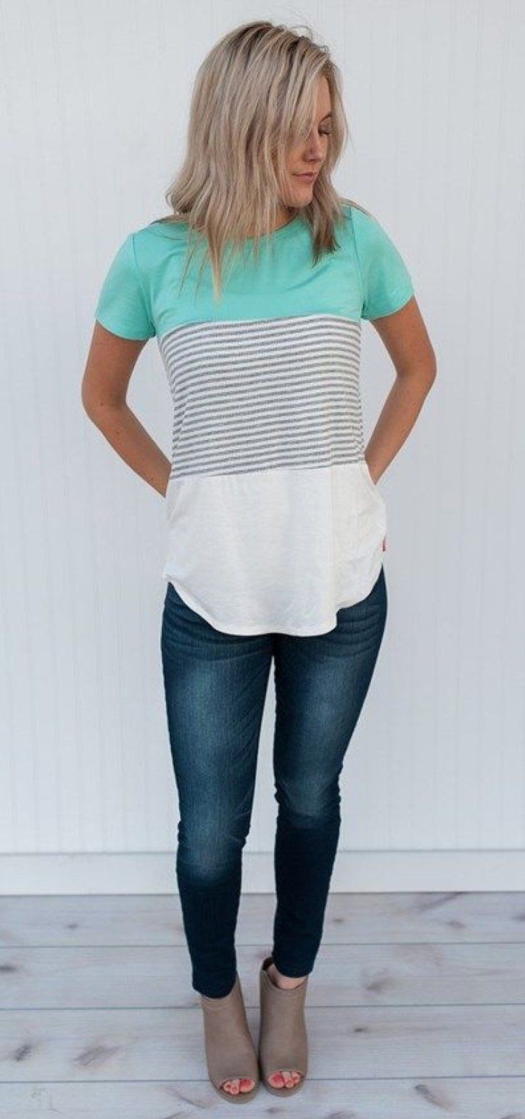 summer outfits Stitch Fix--Get Fabulous Looks Like This And Many More, Hand Picked For You By Your Own Personal Stylist And Delivered Right To Your Door With Stitch Fix. Order Your First Fix Today! #affiliate
