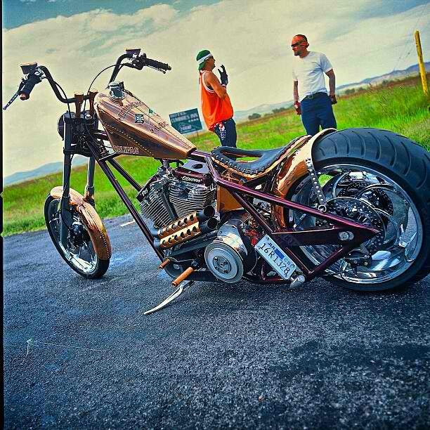 Penny Saved Dominator, Jesse James & Kid Rock, Motorcycle Mania 3