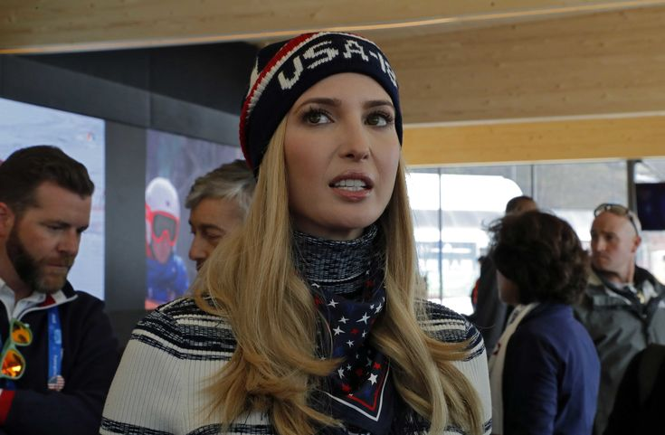 'Give Me A Damn Break': Tweeters Drag Ivanka Trump For Playing The Daughter Card   HuffPost