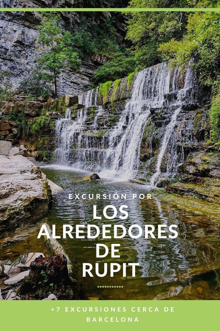 Excursión Por Los Alrededores De Rupit Rutas Senderismo España Lugares Para Viajar Viajar Por España