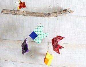 Idée origami