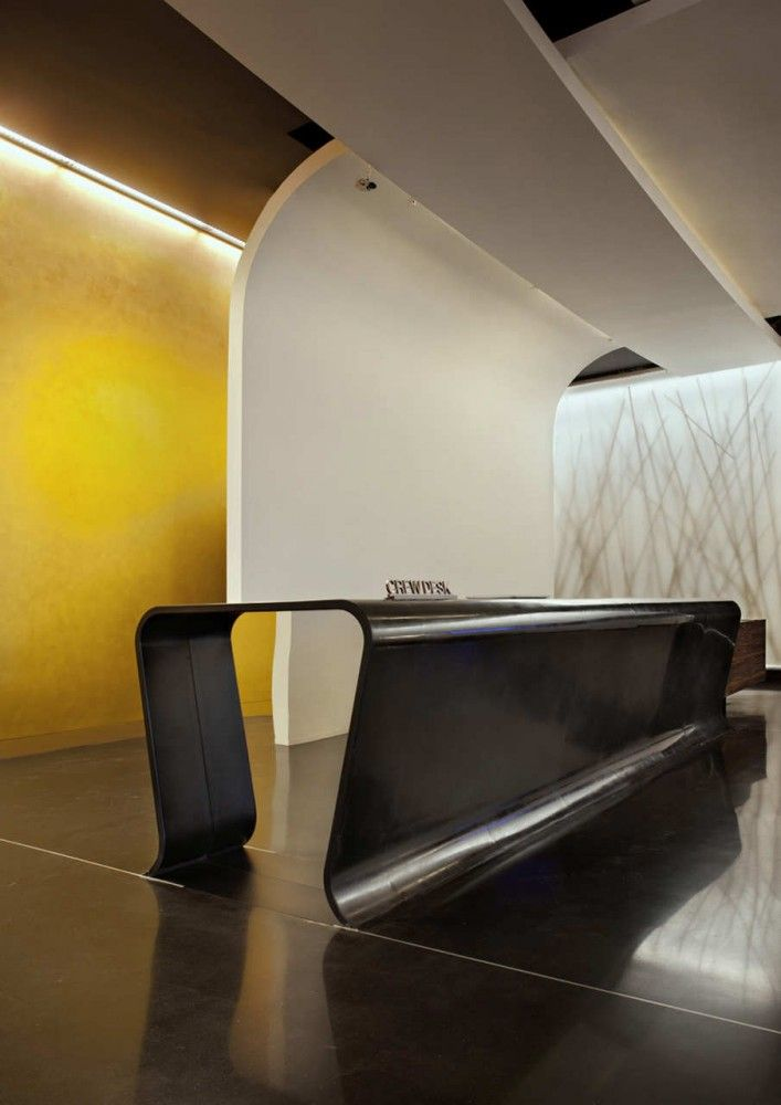 The Sheraton Milan Malpensa Airport Hotel & Conference Centre, Italy by King Roselli Architetti