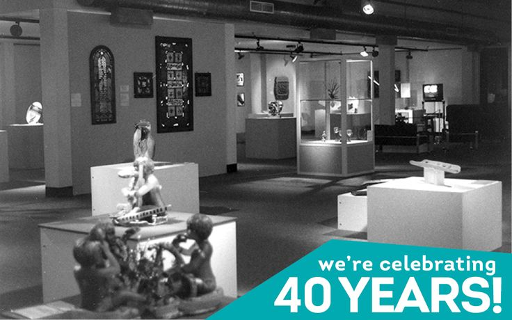 #WaggaWagga Art Gallery is Celebrating its 40th Birthday in 2015 > subscribe to their enews to keep up to date and help them celebrate throughout the year > image: Wagga Art Gallery at Gurwood St location, c. 1980's > http://www.wagga.nsw.gov.au/art-gallery