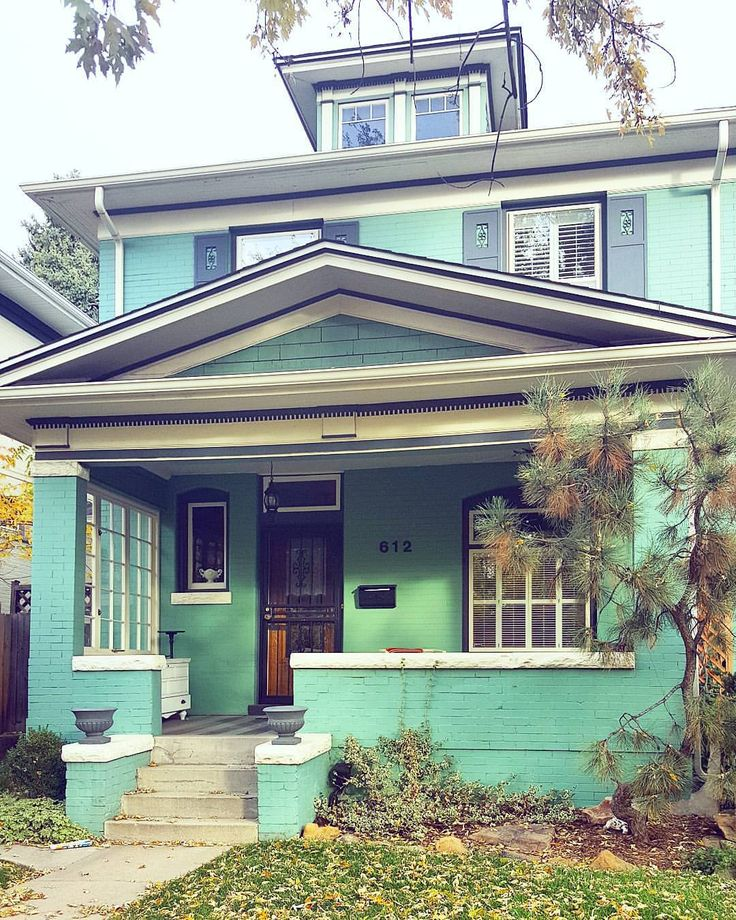 64 Best 1890-1930 American Foursquare Images On Pinterest