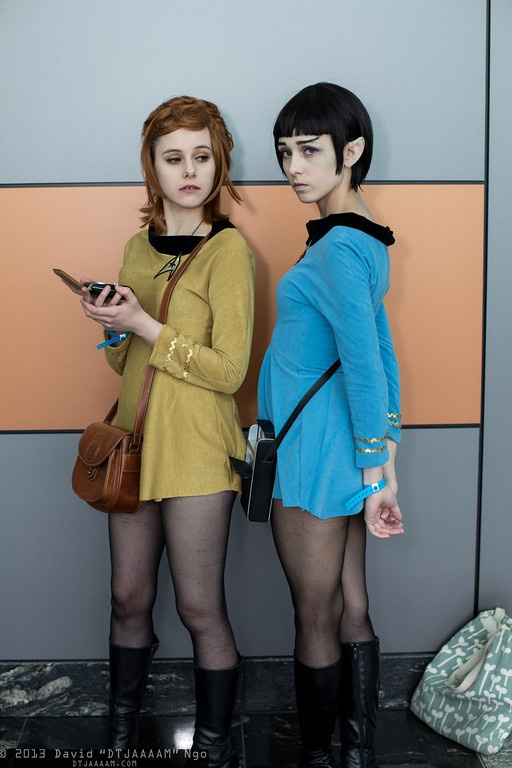 Star Trek, Fan Expo Vancouver 2013 - Saturday