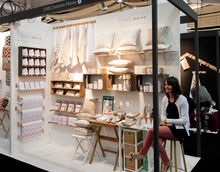 Charlotte macey cushions, pulse trade show, trade show review, best of Pulse 2014, tips for designers, selling at a trade show