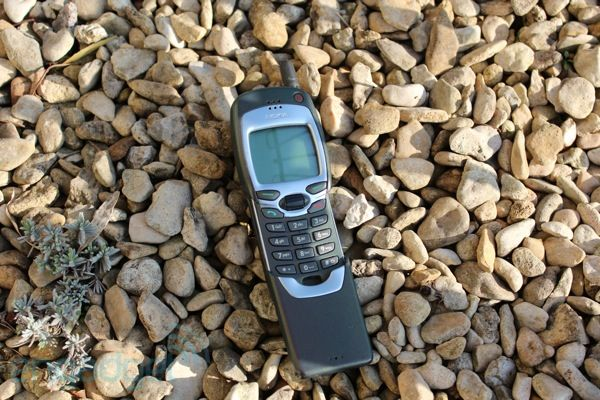 The Nokia 7110 was the first mobile phone with a WAP browser. It was released in October 1999. My favorite vintage phone. And i have one :)