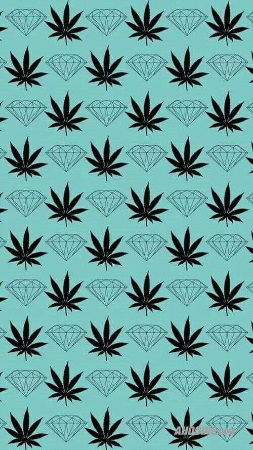 Weed diamonds