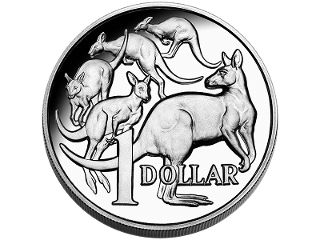 $1 Fine Silver Proof High Relief Coin. First issued on 14 May 1984, the $1 coin was introduced to replace the readily-damaged $1 note due to its greater durability and lower cost of production. Art teacher-turned-coin designer, Stuart Devlin – the man behind Australia's other circulating coin designs – was again chosen to submit a piece of unique Australian artwork. The result was an astounding, now iconic, image. #coincollecting