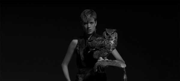in Woodkid musicvideo for Iron