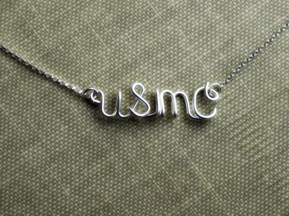 Love this - Military Pride Jewelry Sterling Silver by vintagestampjewels, $28.00
