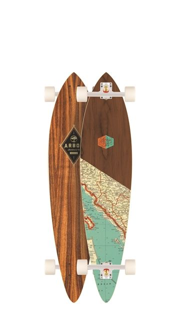 Arbor Longboard