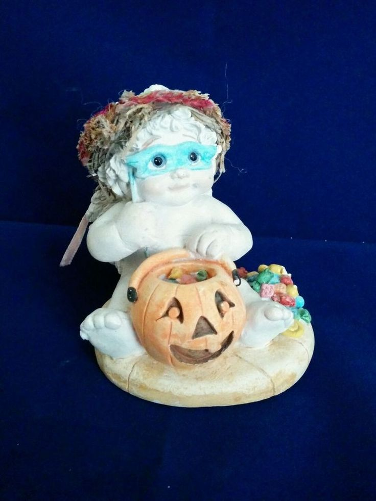 """Dreamsicles """"October Calender Collectibles"""" #10545 1998"""