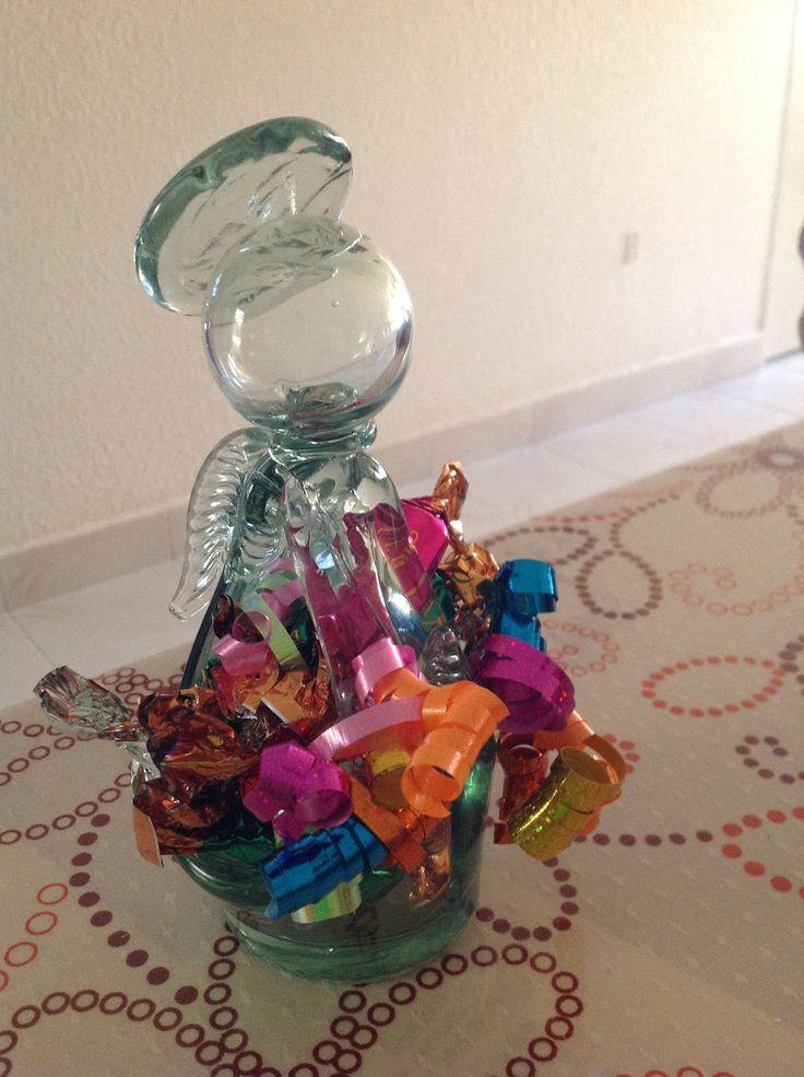 Ángel de caramelo