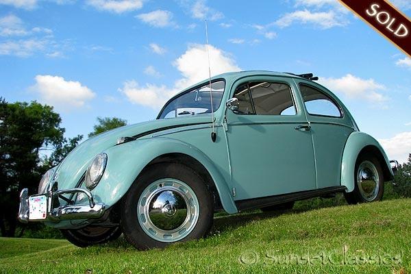 1962 Ragtop VW Beetle for Sale