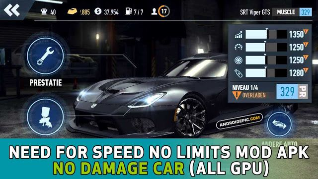 Need For Speed No Limits Mod Apk Obb Data Unlimited Money Need For Speed Toyota Supra Toyota