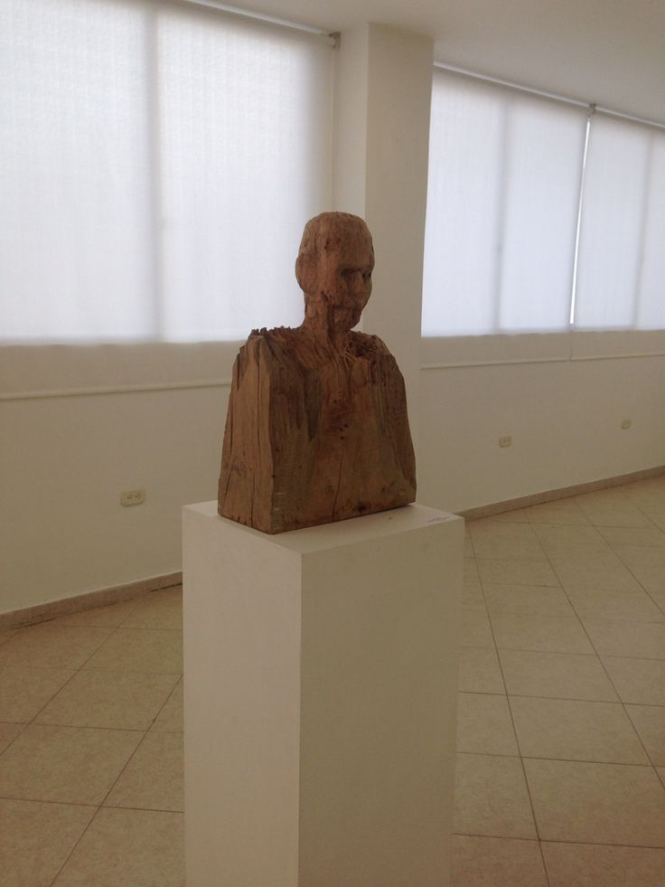 Wood by: Enrique Cabrales