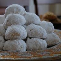 kourampiedes: Healthiest Food, Cookies, Christmas Stuff, Sweets, Nice, Earth, Kourampiedes