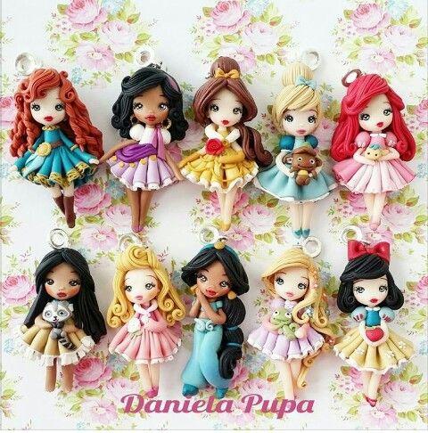 Te amo Daniela Pupa. Bellas artesanías