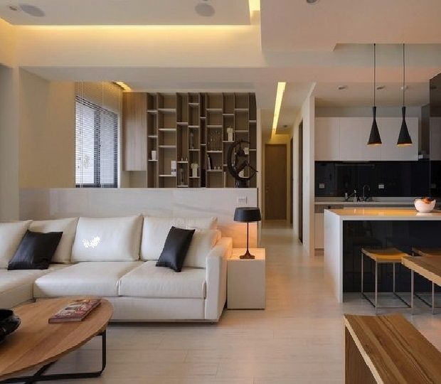 Modern Interior Design and Small House Plans