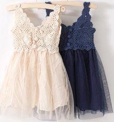Pin Download Eteği Tüllü Yazlık Kız çocuk Dantelli Elbise Modeli on Pinterest