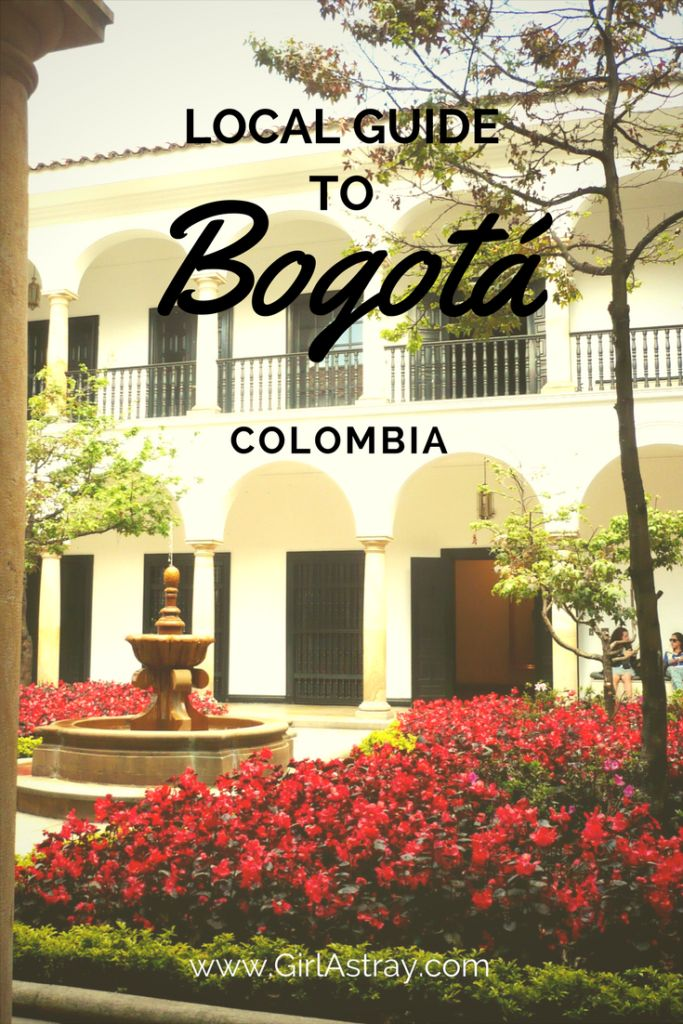 An Insanely Detailed Guide To Bogota Colombia For Clueless Adventurers – Girl … – Colombia travel