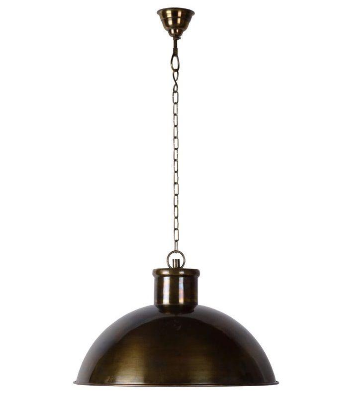 Bestel de Bronzen, landelijke hanglamp Manza op Lampgigant.nl ✓ Snel gratis bezorgd ✓ Grootste collectie in NL & BE!