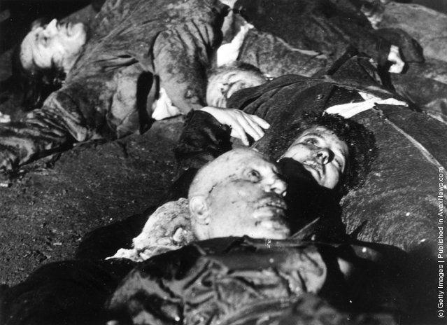 Otto Dix - Mortem