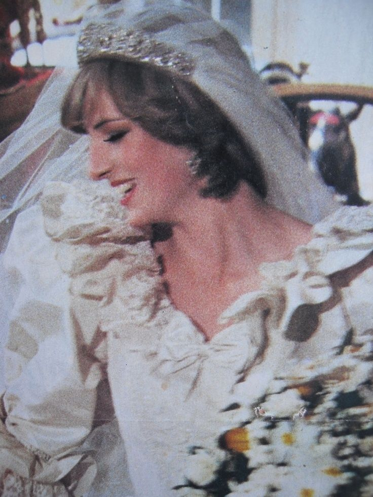 1000 Images About Princess Diana Wedding Day On Pinterest