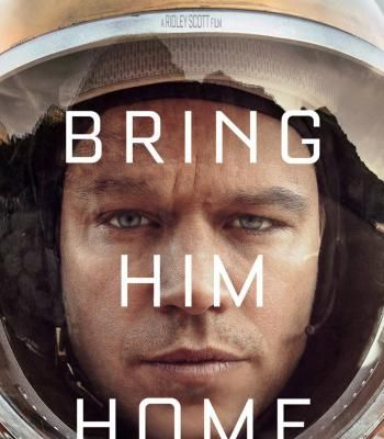 The Martian Theatrical Trailer