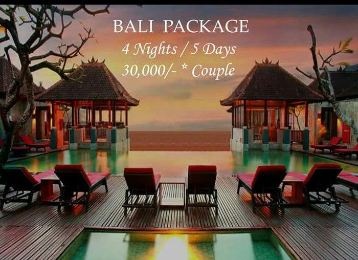 Bali Package  Email us your query: batravacations@gmail.com   Visit us: batravacations.in