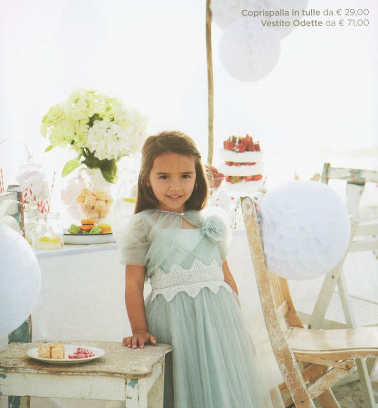 Accessorize abbigliamento bambini per damigelle (e paggetti)
